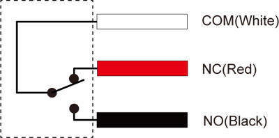 TANE-57C Wiring Diagram
