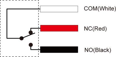MET-46 WG Wiring Diagram
